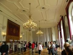 Hôtel du Ministère de l'Intérieur - Français:   Hôtel de Beauvau - Salle des fêtes