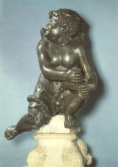 Musée Jacquemart-André -  Putto by Donatello