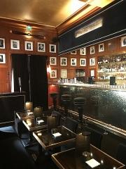 Brasserie restaurant Le Fouquet's - English: L'Escadrille bar - Fouquet's Paris