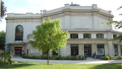 Théâtre Marigny - English:   Théâtre Marigny - Popesco entrance - Champs Elysées - Paris - France