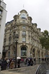 Immeuble, actuellement immeuble du Crédit Commercial de France -  Paris