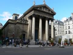 Eglise Notre-Dame-de-Lorette -  Notre-Dame-de-Lorette (Paris)