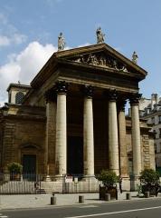 Eglise Notre-Dame-de-Lorette -  Église Notre-Dame-de-Lorette, Paris.