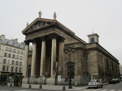 Eglise Notre-Dame-de-Lorette - Français:   Eglise Notre Dame de Lorette, Paris