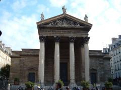 Eglise Notre-Dame-de-Lorette -  Paris Notre-Dame-de-Lorette