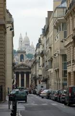 Eglise Notre-Dame-de-Lorette -  Rue Laffitte, Paris.