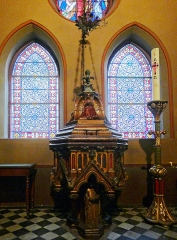 Eglise Saint-Eugène-Sainte-Cécile - Église Saint-Eugène Sainte-Cécile (meuble) - Paris IX
