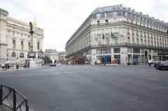 Grand Hôtel - Place Charles Garnier Paris