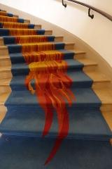 Ancien hôtel de Mercy-Argenteau -  Stairs @ Hôtel de Mercy-Argenteau @ Mozilla Foundation @ Paris