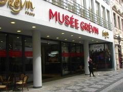 Musée Grévin (voir aussi : passage Jouffroy) -  Old Town, 110 00 Prague-Prague 1, Czech Republic,  Celetná 596/15.