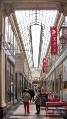 Passage Verdeau -  Passage Verdeau, Paris.