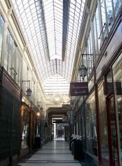 Passage Verdeau - Italiano: Parigi - Passage Verdeau