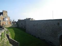 Château de la Reine Anne -  le chateau de dinan
