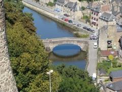 Vieux pont -  Vieux pont de Dinan