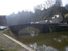 Vieux pont -  pont au port de dinan