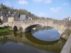 Vieux pont -  port de dinan