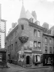 Maison du 16e siècle -