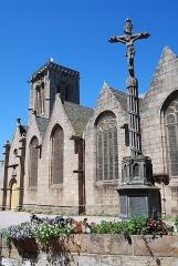 Eglise Saint-Jean-du-Baly - Français:   Église de Lannion