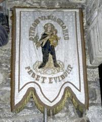Eglise Saint-Envel - Brezhoneg: Lokenvel. Banniel. I.V. Gelou Mat