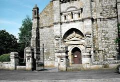 Eglise Saint-Emilion - Brezhoneg:   Dor veur