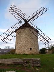 Moulin du Tertre -  moulin au mont dol