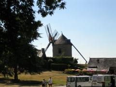 Moulin du Tertre -  Moulin de Mont-Dol