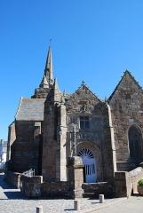 Chapelle de Notre-Dame de la Clarté - Français:   Perros-Guirec - Chapelle de la Clarté