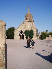 Eglise Saint-Jacques - English:   PERROS Church