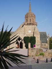 Eglise Saint-Jacques - English:   PERROS H de Ville