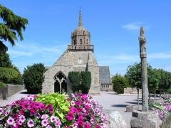 Eglise Saint-Jacques - L'église St Jacques de Perros-Guirec