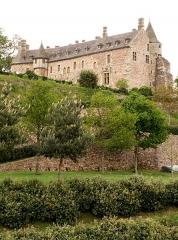 Château de la Roche-Jagu et ses dépendances -  Château de la Roche-Jagu