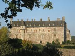 Château de la Roche-Jagu et ses dépendances -  Chateau de la Roche Jagu, Côte d'Armor, France