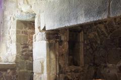 Château de la Roche-Jagu et ses dépendances - Les cuisines