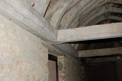 Château de la Roche-Jagu et ses dépendances - Chemin de ronde intérieur