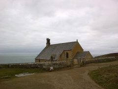Chapelle de Saint-They -  Finistere Cleden-Cap-Sizun Pointe Van Chapelle Saint-They