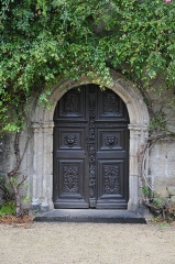Manoir de Tronjoly - Deutsch: Manoir de Tronjoly, Hauptportal