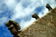 Chapelle Saint-Trémeur -  Saint-Tremeur (le Guilvinec), Chapelle du XVe siècle. Bretagne