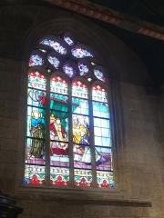 Ancienne abbaye de Saint-Guénolé - Français:   Chapelle de Ty Mamm Doué à Quimper