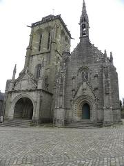 Place de l'Eglise - This building is classé au titre des monuments historiques de la France. It is indexed in the base Mérimée, a database of architectural heritage maintained by the French Ministry of Culture,under the reference PA00090077 .