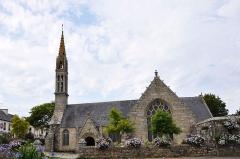 Eglise Saint-Demet - English: Plozévet (France, Brittany)