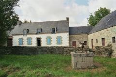 Hôtel de ville, dit aussi le Vieux Château, ou château des Barons du Pont - Français:   Pont l\'Abbé - Loctudy - Ecomuseum Bigouden Ferme Kervazégan