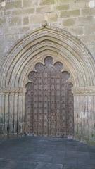 Eglise Notre-Dame-de-l'Assomption ou de Saint-Michel -  Portail Nord de l'église