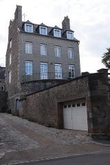 Tour du Four - Tour du Four et Hôtel Le Beschu de Champsavin à Fougères (35).