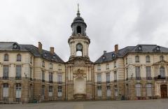 Hôtel de ville - English: Rennes