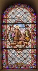 Eglise Saint-Briac - Français:   saint-Briac construit le monastère de Bod Fao