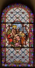 Eglise Saint-Briac - Français:   saint-Briac sauve un navire en détresse
