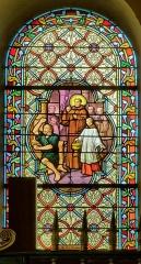 Eglise Saint-Briac - Français:   Saint-Briac délivre un possédé