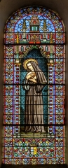 Eglise Saint-Briac - Français:   Sainte Jeanne de Chantal