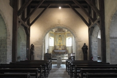 Ancienne église Saint-Lunaire - Deutsch:   Alte Katholische Pfarrkirche Saint-Lunaire in Saint-Lunaire im Département Ille-et-Vilaine (Region Bretagne/Frankreich)