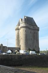 Tour Solidor et ouvrages avancés - Deutsch: Tour Solidor in Saint-Servan, einem Ortsteil von Saint-Malo im Département Ille-et-Vilaine (Region Bretagne/Frankreich)